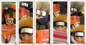 Naruto Volume 3 Photo Shoot by j-han