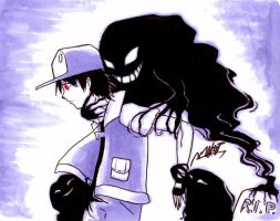 Lavender Town Syndrome by EvilMel