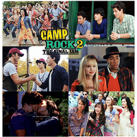 camp rock 2 by wearejustrock