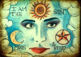 Im the Sun, moon and stars by Artimise