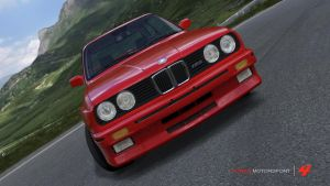 Forza 4 - BMW M3 E30 by Maggor69