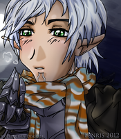 Fenris - Warmth by Prince-in-Disguise
