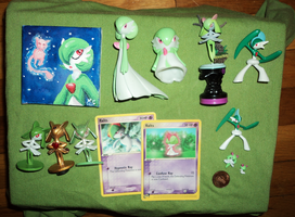 My Gardevoir-Line collection by The-Clockwork-Crow