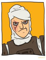 d is for dengar by striffle