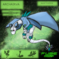 Archairva by Agryo