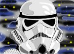 star wars stormtrooper by Solider12