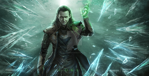 God of Mischief by FlorideCuts