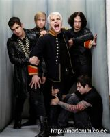 My Chemical Romance 8 by xXMsPhantomPunkXx