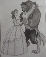 Beauty and The Beast by Gabgab3010