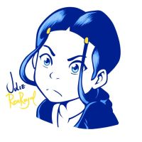 KATARA Collab: Juurikun by RenRoyal