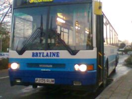 Brylaine Buses take me away by Sylthmire