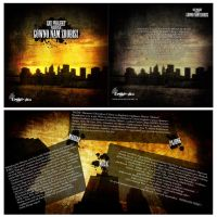 CD Cover by cometa93