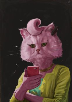 Princess Carolyn by Cyberworm360