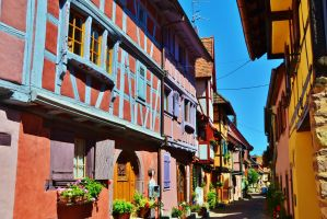 Eguisheim. by Romylyn