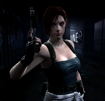 Jill Valentine - Off duty by LordHayabusa357