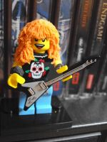 LOL.Lego Dave. by Jak4EVER