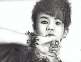 Yoseob by Rurua22