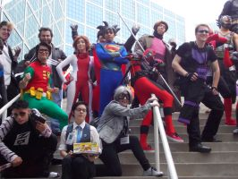 AX2014 - Marvel/DC Gathering: 077 by ARp-Photography