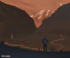 Mountains by Davver