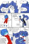 Knightformers: Father's worry 3 END by iloveop