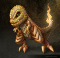 Charmander by nuckerbar