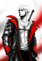 Dante by VanishingWalker