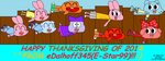 Happy Thanksgiving of 2014!! by edalhoff345