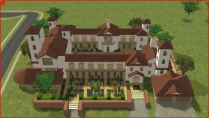 Sims2 My dream residence by RamboRocky