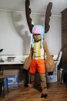 Tony Chopper Production Line 03 by Masahiiro
