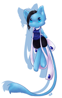 SH:  Little Girl Blue by TheLonelyQueen