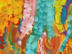 Abstract painting 555 by vansc14