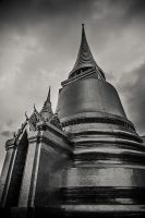 Grand Palace, Bangkok by cwaddell