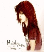 hayley williams02 by Syrviets