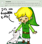 Ask Toon Link 32 by To0nLink
