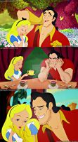 Alice/Gaston by gating