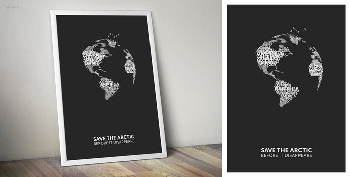 Save The Arctic by linkingabo