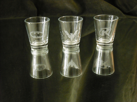 Batfamily Shot Glasses by kartos