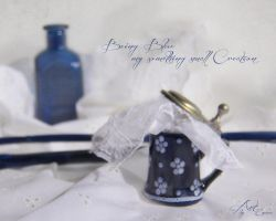 Blue Stilllife Creation by Escara40