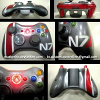 N7 Controller by matherite