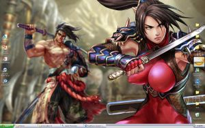 WP Soul Calibur IV by Sketchfighter316