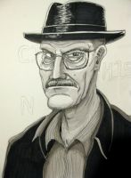 Walter White by Purge042