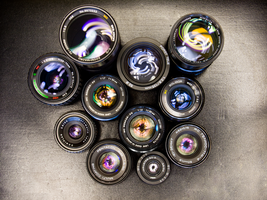Lenses by ChromaticBokeh