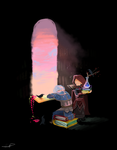 library by NimblerScout