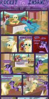 Rocket to Insanity: Common Differences 11 by seventozen