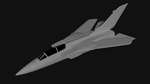 Blender 3D Panavia Tornado by SARGY001