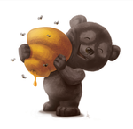 Billy Bear by Lite-mike