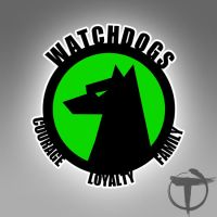 Watchdogs - Title Concept 2 by pyrasterran