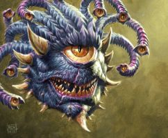 Xanathar by RalphHorsley
