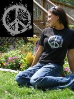SSE Peace Sign Design by Greatzky