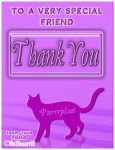 To A Very Special Friend by Me2Smart4U